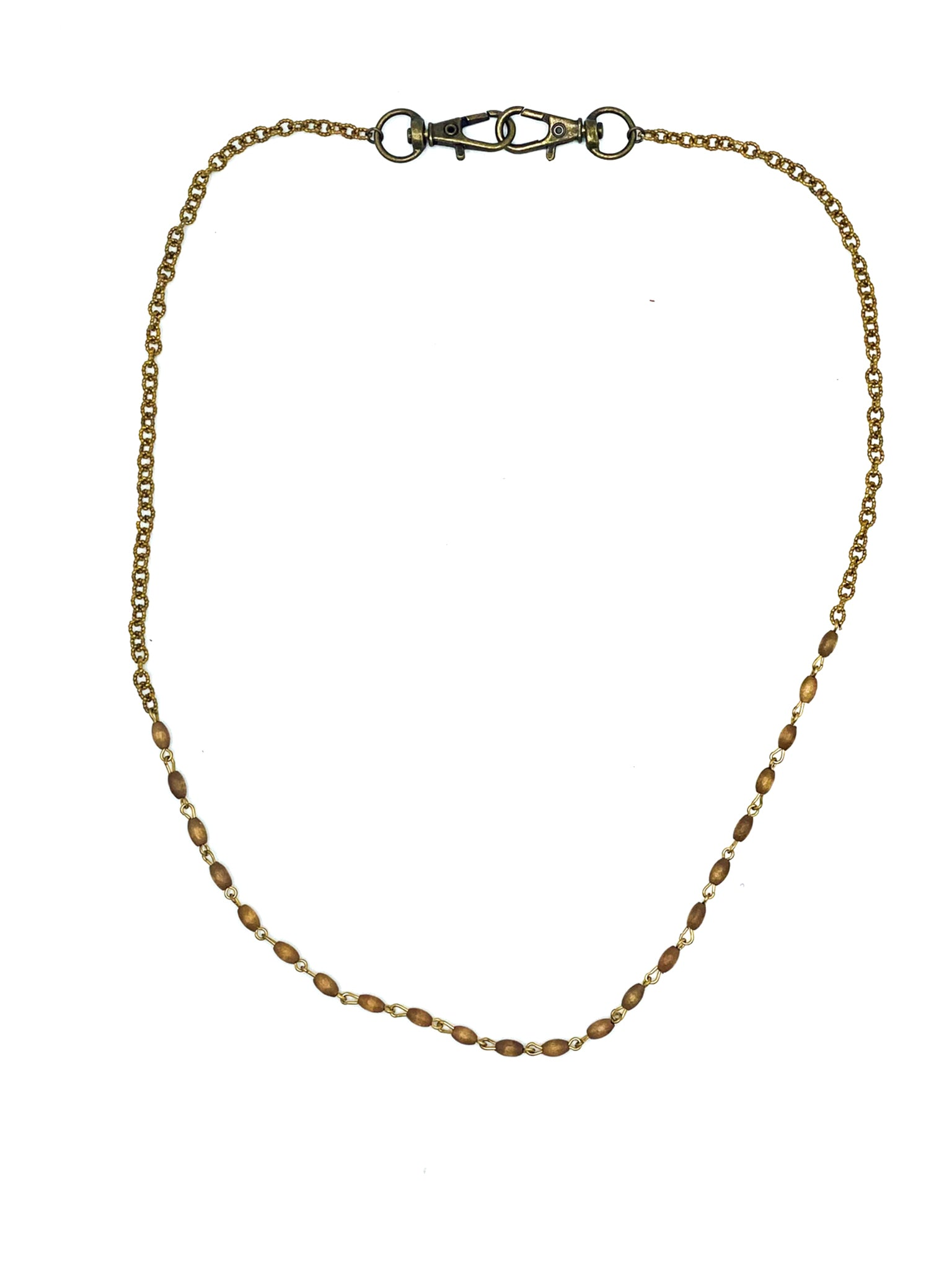 Topanga  | Mask Chain Necklace