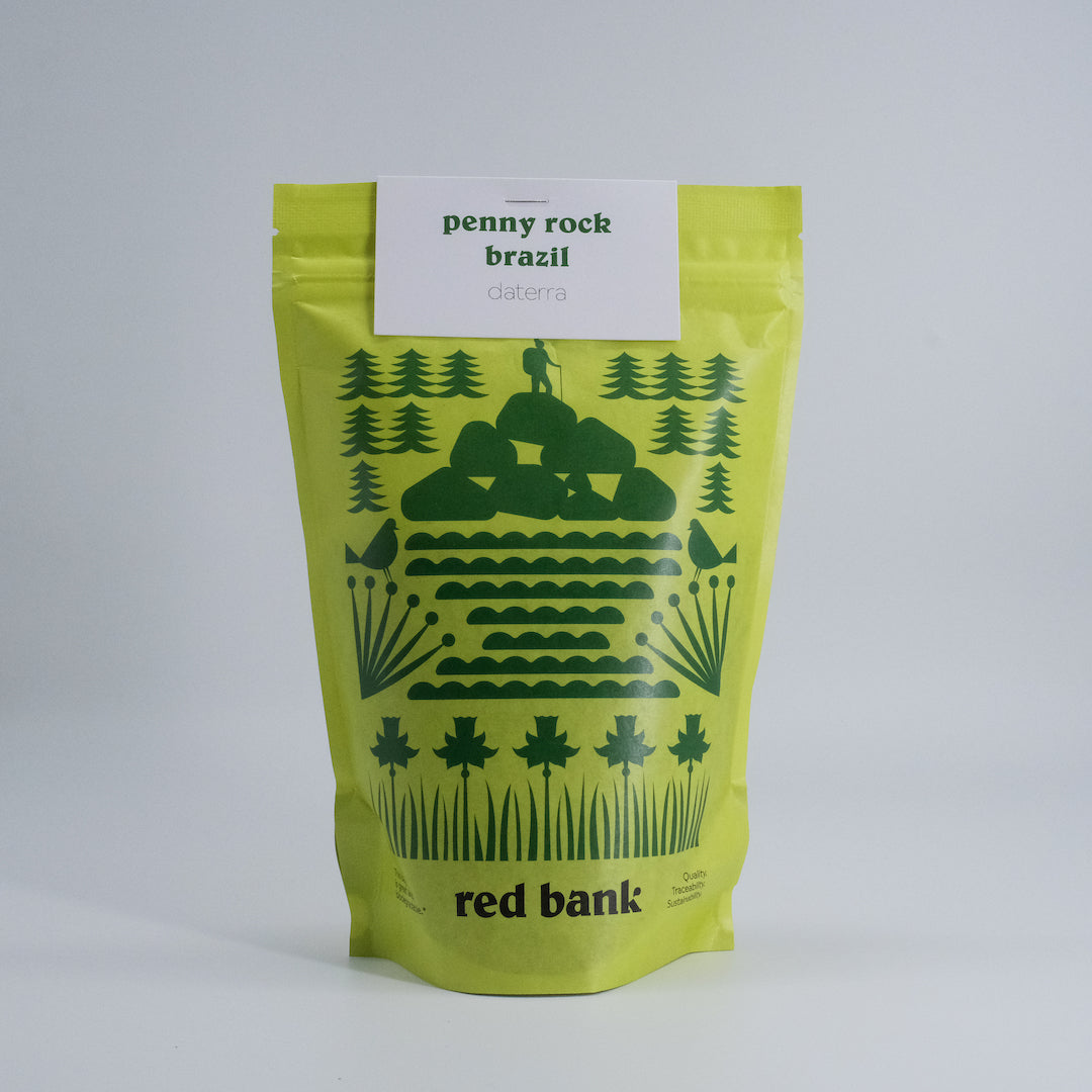 Penny Rock Whole Bean Coffee