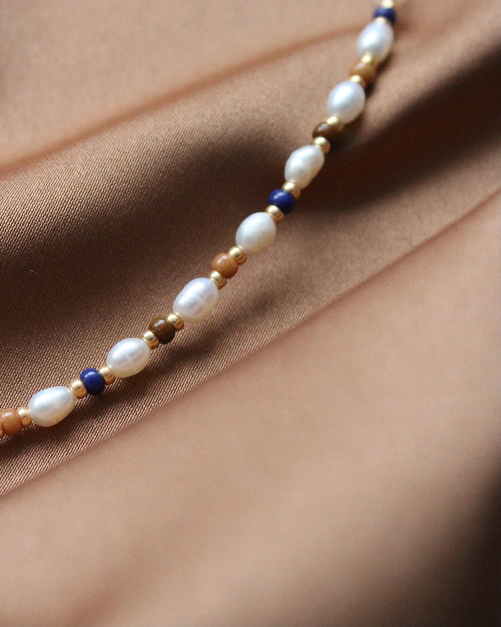 Nuit Pearl Necklace N•5