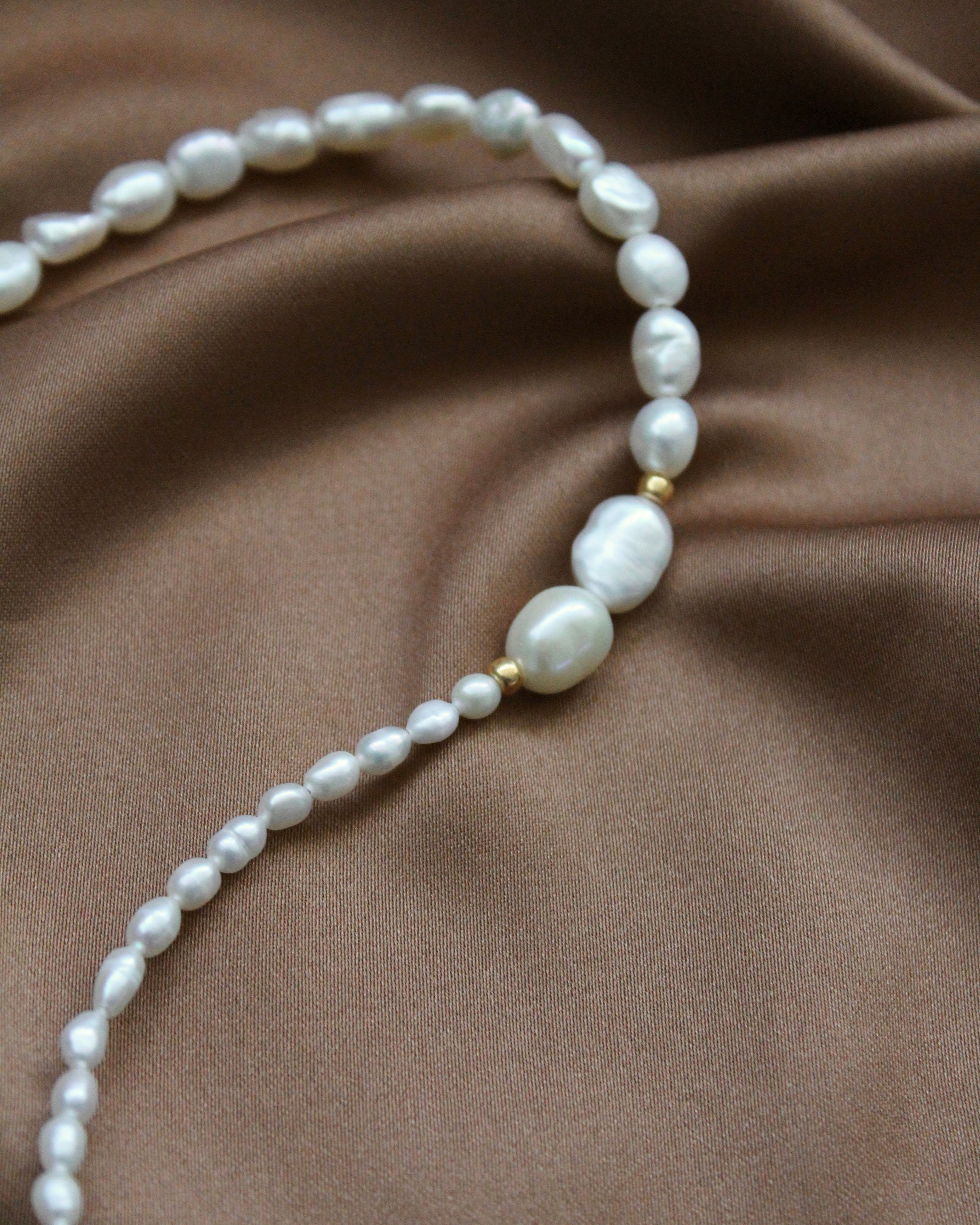 Pearl Necklace Josefine