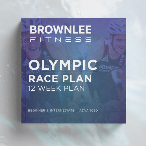 RACE PLAN  - Olympic Distance