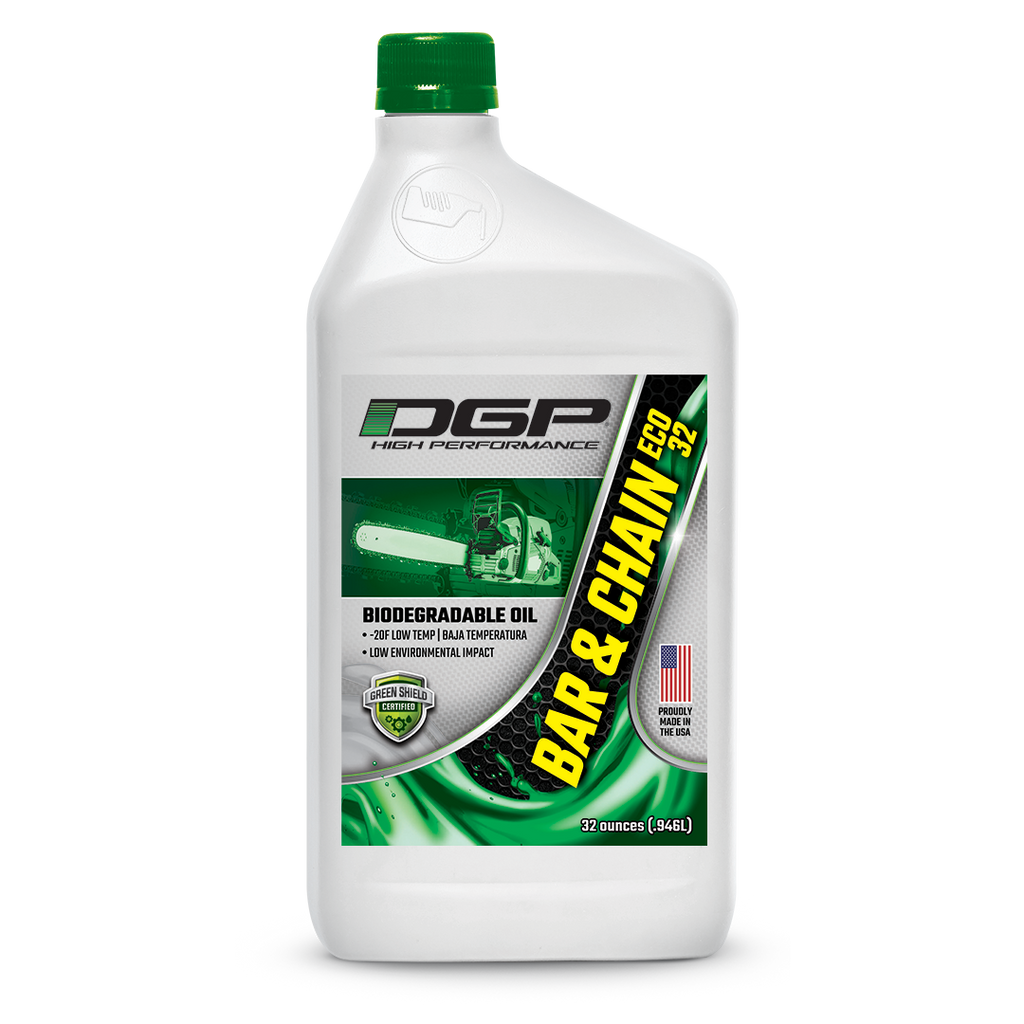 Eco 32 Bar & Chain Oil (32oz)