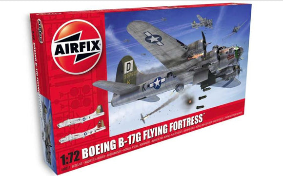 AX08017 Airfix 1/72 Boeing B-17G Flying Fortress