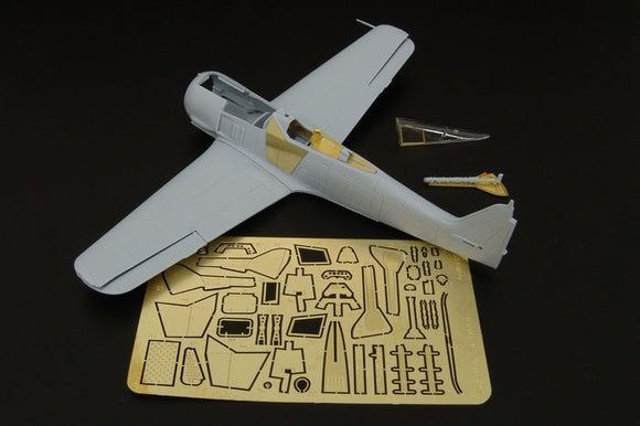 BRL72075 Brengun 1/72 Focke-Wulf Fw-190A-8/F8 (designed to be used with Airfix kits)