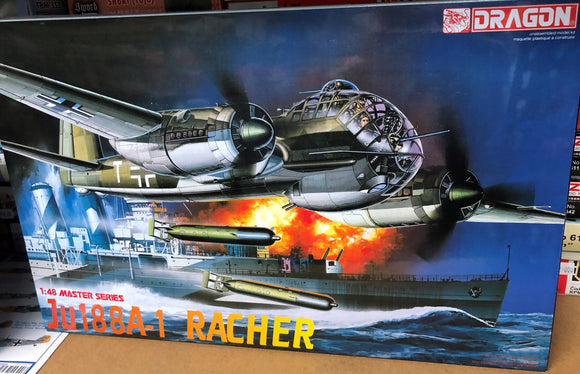 DN5517 Dragon 1/48 Ju188A-1 Racher