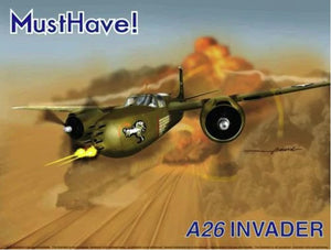 MH148003 MustHave! Models 1/48 Douglas A-26 Invader