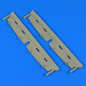 QB48881 Quickboost 1/48 Dornier Do-17Z undercarriage bay doors/covers (designed to be used with ICM kits)