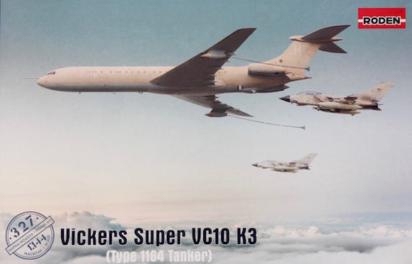 ROD327 Roden 1/144 Vickers Super VC-10/VC10 K3 Type 1164 RAF Tanker