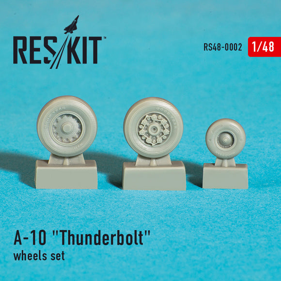 RS48-0002 ResKit 1/48 Republic A-10A/A-10B/A-10C