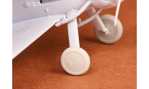 SBS72018 SBS Model 1/72 Gloster Gladiator Mk.I/Mk.II wheel set (covered) (designed to be used with Airfix kits)