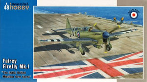 "SH48145 Special Hobby 1/48 Fairey Firefly FR Mk.I ""The Initial British Missions Over Korea"""