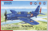 "SH72350 Special Hobby 1/72 Curtiss SB2C-5 Helldiver ""The Final Version"""