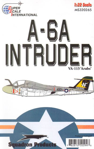 SS320265 Superscale 1/32 A-6A Intruder VA-115 'Arabs'