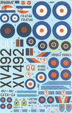 X48090 Xtradecal 1/48 History of RAF 6 Sqn 1931-2010 (5)