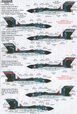 X48125 Xtradecal 1/48 Gloster Javelin FAW Mk.9 Part 1 (5)