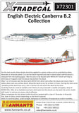 X72301 Xtradecal 1/27 BAC/EE Canberra B.2 (6)