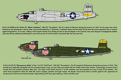ZTZ72035 Zotz 1/72 North-American B-25J Mitchell Part 2 (5)