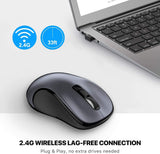 WISFOX Wireless Mouse 6 Buttons CE1299_09
