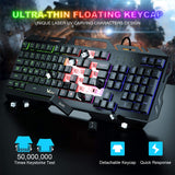 WISFOX Gaming Keyboard CE0142_01