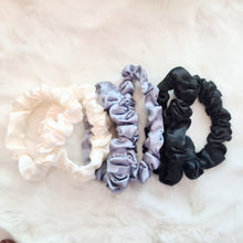 Load image into Gallery viewer, Mini Silk Scrunchies