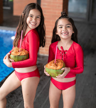 Load image into Gallery viewer, KIDS Grommet Rashguard