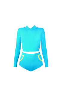 KIDS Pocket Rashguard