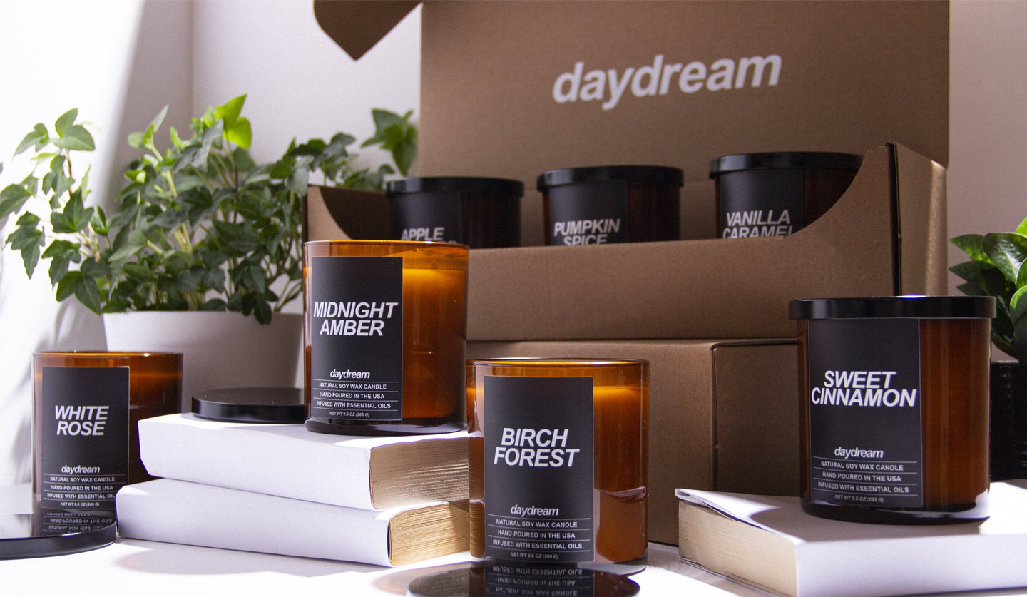 Essential Collection | Daydream Candle Company