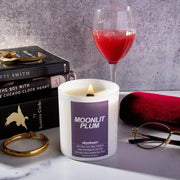 Moonlit Plum | Soy Jar Candle |  Daydream Candle Company