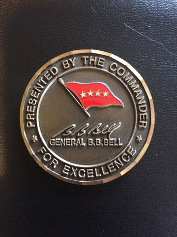 Allied Land Component Command Commander General B. B. Bell