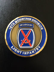 10th Mountain Division (Light Infantry) Commanding General (Version 2)