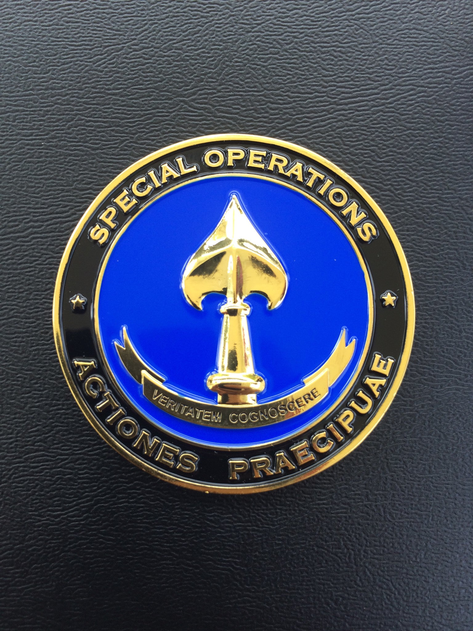 Central Intelligence Agency SAD Special Operations Group (SOG)