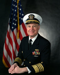 STRATCOM Commander (2nd) Admiral Henry G. Chiles, Jr.