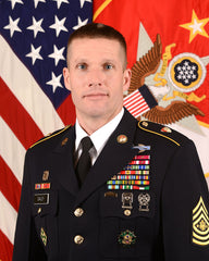 Sergeant Major of the Army (15th) SMA Daniel Dailey (Version 2)