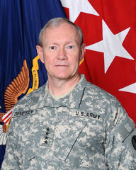 TRADOC Commanding General (13th) General Martin E. Dempsey (Version 1)