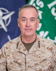 ISAF Commander (15th) General Joseph F. Dunford, Jr.