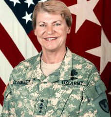 AMC Commander (16th) General Ann E. Dunwoody (Version 1)