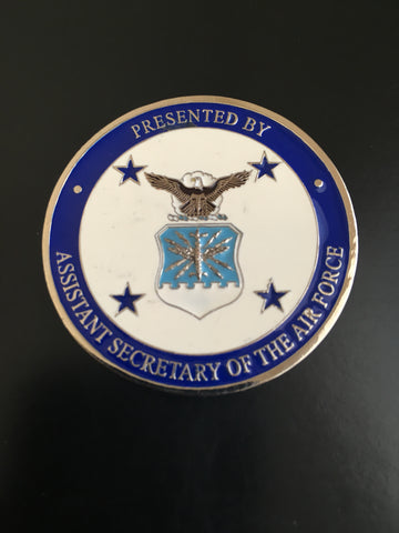 Assistant Secretary of the Air Force (IE&L) William Anderson