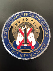 10th Mountain Division 1st IBCT Commander & CSM (Version 3)