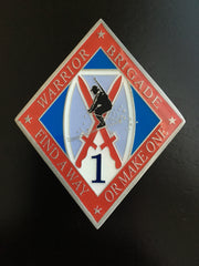10th Mountain Division 1st IBCT Commander & CSM (Version 4)