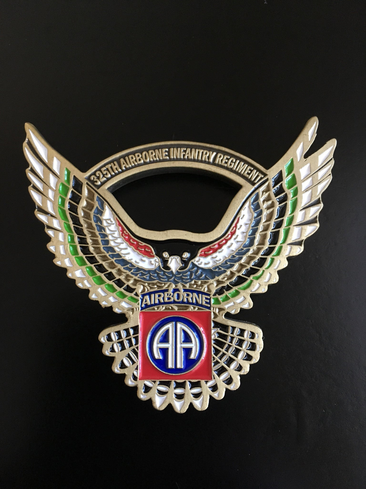 82nd Airborne Division 2nd BCT Commander & CSM
