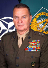 SACEUR (14th) General James L. Jones
