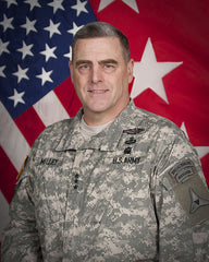 III Corps Commanding General LTG Mark Milley