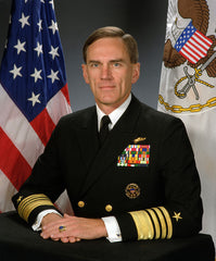 Chief of Naval Operations (26th) Admiral Jay L. Johnson (V1)