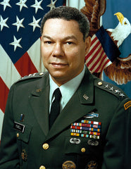 Chairman Joint Chiefs of Staff (12th) General Colin L. Powell