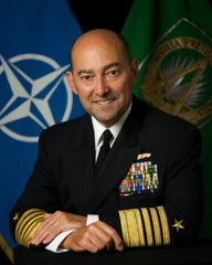 SACEUR (16th) Admiral James G. Stavridis (Version 1)