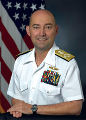 SOUTHCOM Commander (19th) Admiral James G. Stavridis (Version 1)
