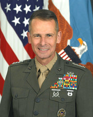Vice Chairman Joint Chiefs of Staff (6th) General Peter Pace