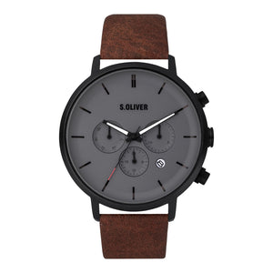 s.Oliver SO-3869-LM Mens Watch