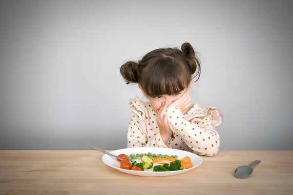 The Picky Eater Problem: A Mom's Personal Journey