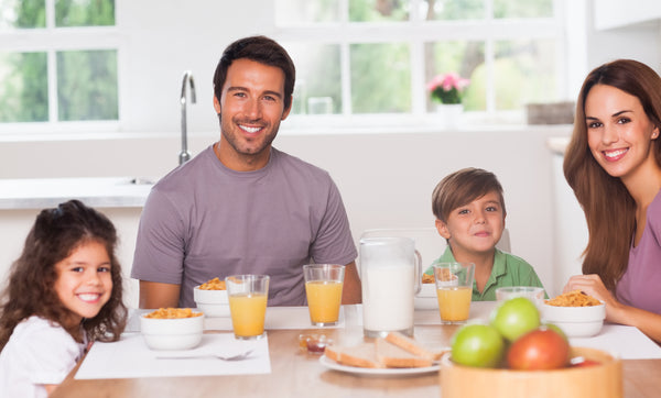 Healthy Options For Your Kid's Breakfast